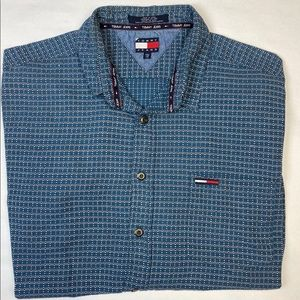 TOMMY JEANS XXL CASUAL BUTTON DOWN